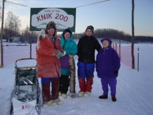 Redington Family Knik 200 2004